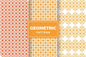 Geometric Vector Patterns #361