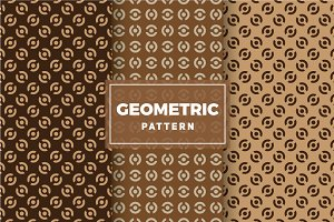 Geometric Vector Patterns #360