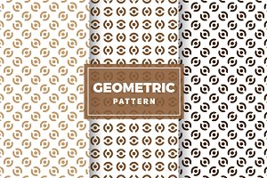 Geometric Vector Patterns #359