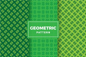 Geometric Vector Patterns #354
