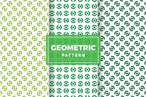 Geometric Vector Patterns #353
