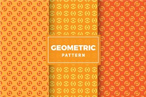 Geometric Vector Patterns #352