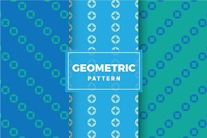 Geometric Vector Patterns #346