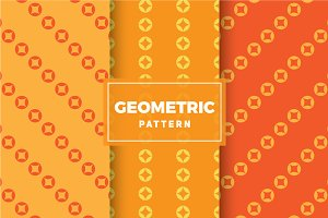 Geometric Vector Patterns #342