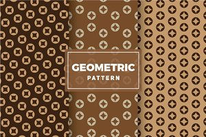 Geometric Vector Patterns #340