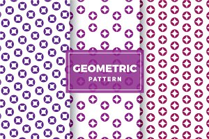 Geometric Vector Patterns #337