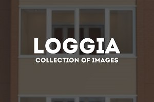 Loggia, collection of images