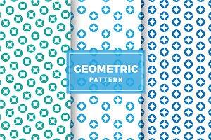 Geometric Vector Patterns #335