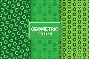 Geometric Vector Patterns #334