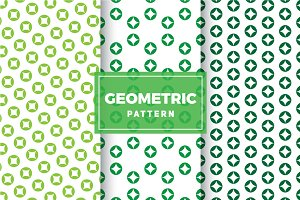Geometric Vector Patterns #333