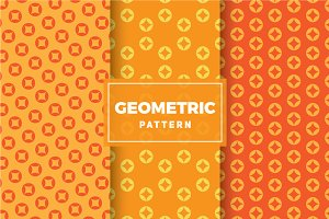 Geometric Vector Patterns #332