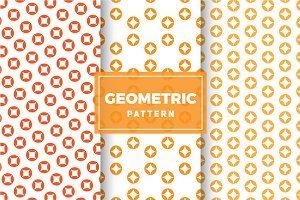Geometric Vector Patterns #331