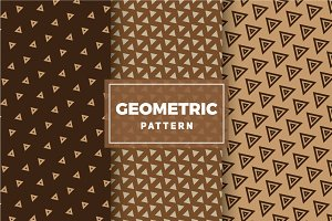 Geometric Vector Patterns #330