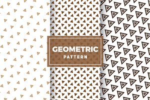Geometric Vector Patterns #329