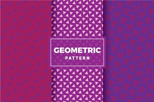 Geometric Vector Patterns #328