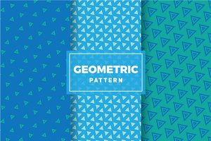 Geometric Vector Patterns #326