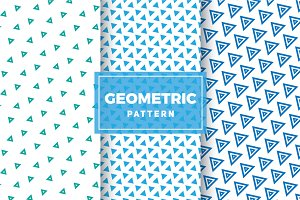 Geometric Vector Patterns #325