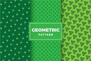 Geometric Vector Patterns #324