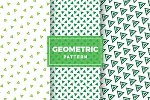Geometric Vector Patterns #323