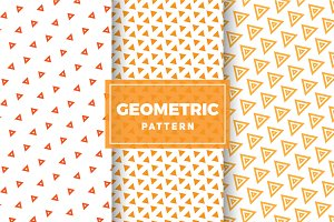 Geometric Vector Patterns #321
