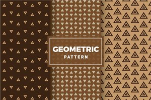 Geometric Vector Patterns #320
