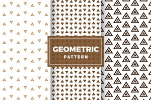 Geometric Vector Patterns #319