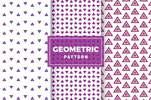 Geometric Vector Patterns #317