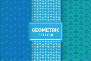 Geometric Vector Patterns #316