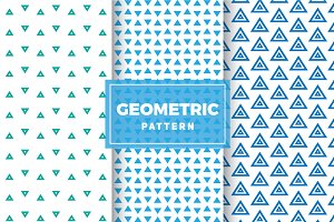 Geometric Vector Patterns #315