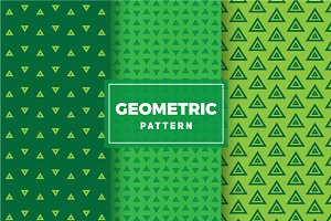 Geometric Vector Patterns #314