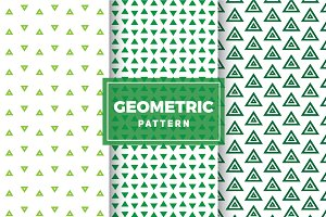 Geometric Vector Patterns #313