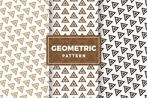 Geometric Vector Patterns #309