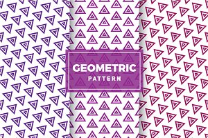 Geometric Vector Patterns #307
