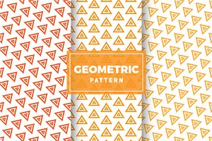 Geometric Vector Patterns #301