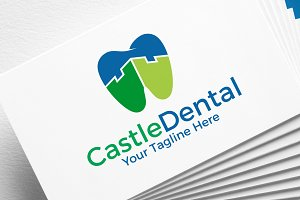 Castle Dental | Logo