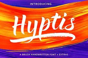 Hyptis font