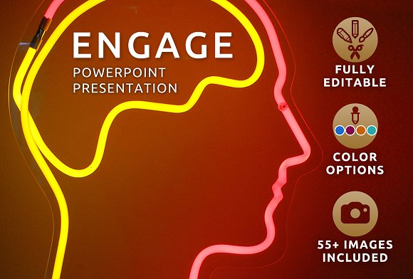 Engage | PowerPoint Presentation in PowerPoint Templates - product preview 4