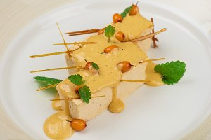 Cream souffle casserole
