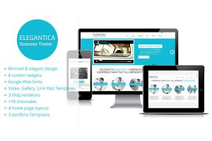 Elegantica - Business HTML Template