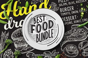 New Food Bundle 75% off