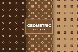 Geometric Vector Patterns #440