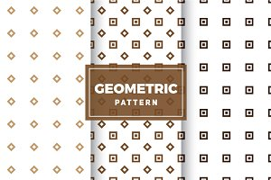 Geometric Vector Patterns #439