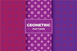 Geometric Vector Patterns #438