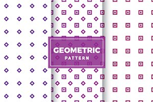 Geometric Vector Patterns #437