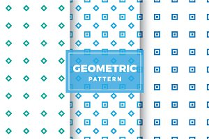 Geometric Vector Patterns #435