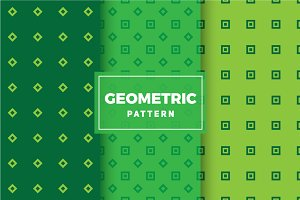 Geometric Vector Patterns #434