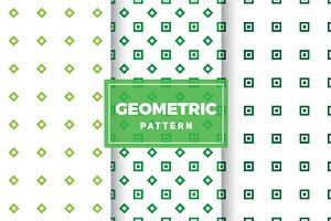 Geometric Vector Patterns #433