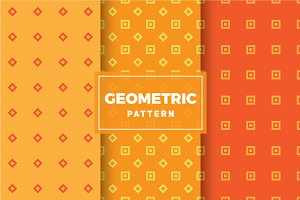 Geometric Vector Patterns #432