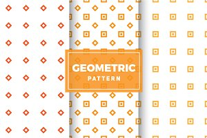 Geometric Vector Patterns #431