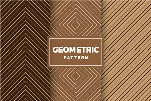 Geometric Vector Patterns #430